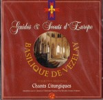 CD Vezelay nr 1.